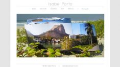 Isabel Porto identity and website