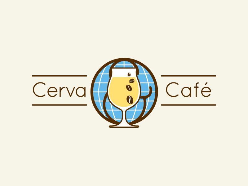 Identidade do Cerva & Café
