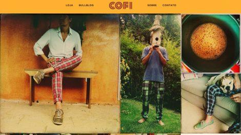 Cofi e-commerce website