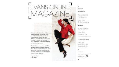 Evans Online Magazine