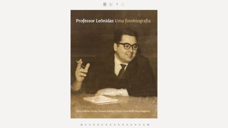 Photo-biography of Professor Leônidas