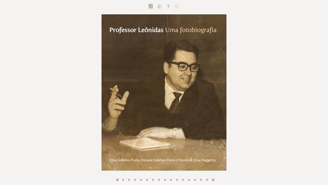 Professor Leônidas