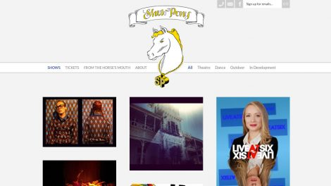 Site do Show Pony