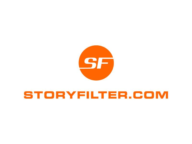 Storyfilter identidade e design