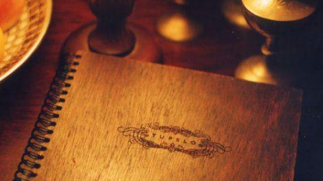 Tupelo menu